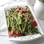 Zdravý a chutný recept na špargľu