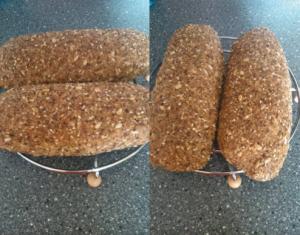 Domáci bezlepkový chlebík