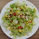 úprava zeleniny