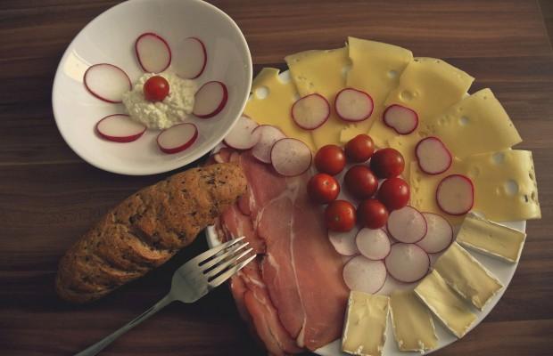 raňajky šampióna