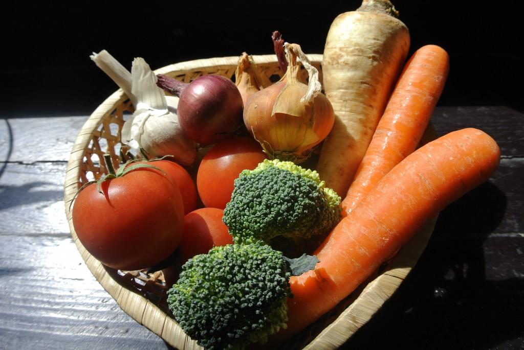 Zelenina - ako vybrať správne?