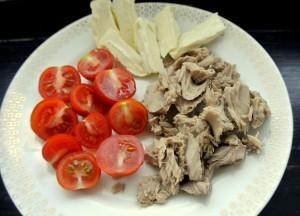Tuniak na večeru